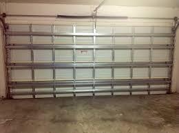Bracing For Garage Door On Track Doors