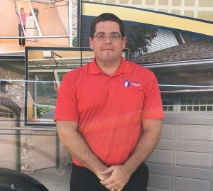 Garage door expert repair on track doors inc for Garage door repair lehigh acres