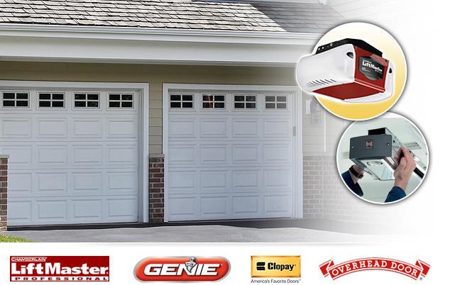 Garage Door Opener Repair On Track Doors